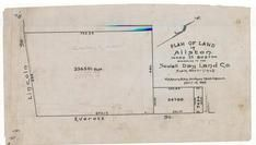 Sewall Day Land Co. 1899, Allston 1890c Survey Plans